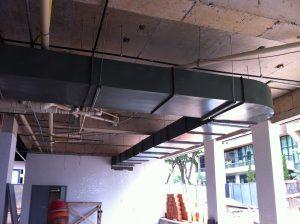 Instalação de Cozinha Profissional - Flat Athos Bulcão