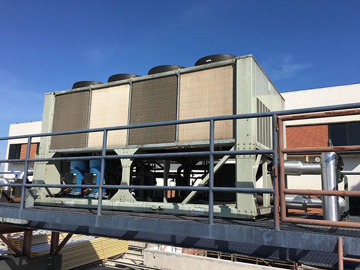 Instalação e Manutenção de centrais de ar condicionado - Instalação Northec Engenharia Brasília/DF