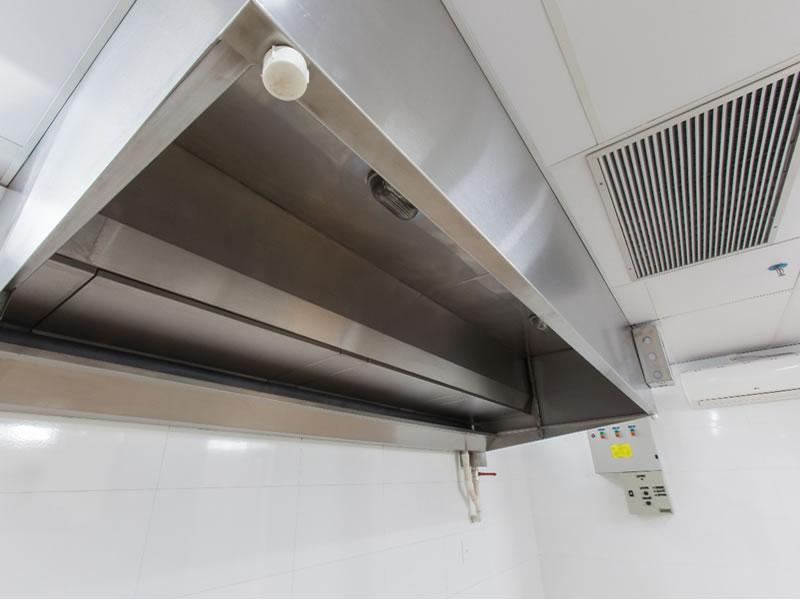 Cozinhas Profissionais - Coifas Wash Pull | Northec Engenharia - Brasília/DF