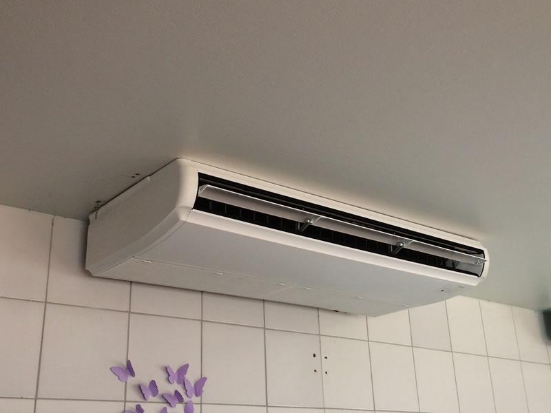 Ar Condicionado Central (VRF) - Evaporadoras | Northec Engenharia - Brasília/DF