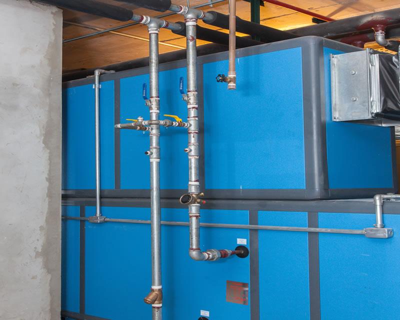 Sistemas Hidráulicos Pressurizados - Tubulações e Conexões | Northec Engenharia - Brasília/DF